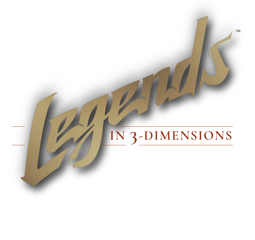 Legends In 3-Dimensions