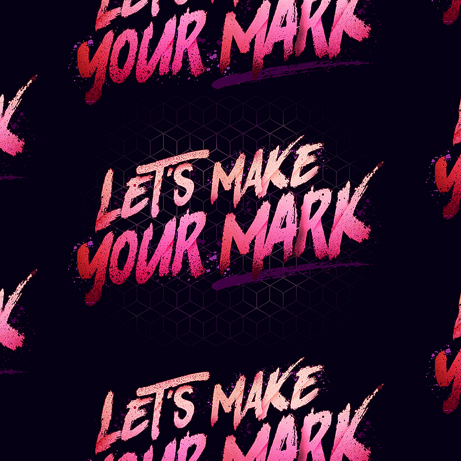 Let's Make Your Mark